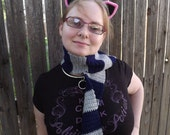 Ravenclaw Inspired Cosplay Scarf (Movie Version)