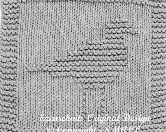 Knitting Cloth Pattern - SEAGULL - PDF