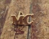 14K Gold Initial Earrings Wife Gift Girlfriend Alphabet Stud Earring Personalized Letters Letter Studs Gift Ideas Solid Gold Men Women Teens