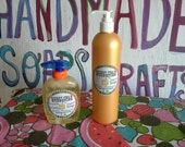 All-Purpose Liquid Soapy Goodness (Made to Order): liquid soap, laundry, dishes, household cleaner, hand soap, body wash