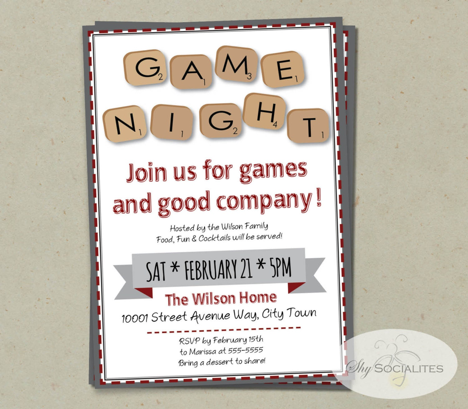 Word Scramble Game Night Invitation Instant Download. Radio Station Website Template. Birthday Invitation Template Word. Power Of Attorney Form Template. Graduate Schools In Georgia. August 2016 Calendar Template. Make Sending A Resume Via Email Sample. Newsletter Template For Word. Formal Event Invitation