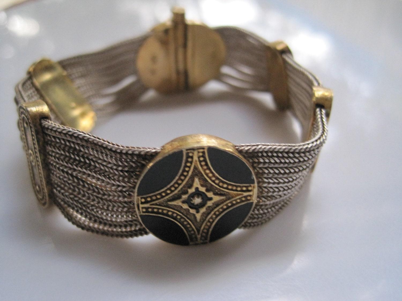 Etsy Chain Bracelet Bracelet Multi Chain