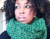 The Emerald City Signature Infinity Scarf