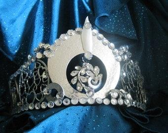 Silver Queen Tiara