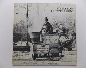 Steely Dan Pretzel Logic Gatefold Lp Vinyl Record