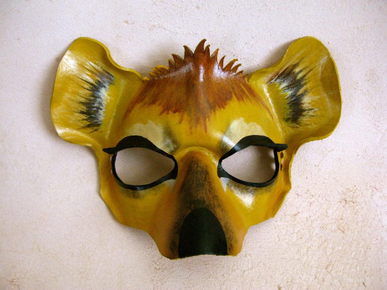 Hyena Leather M...