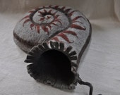 """cat-cave """"Ammonite"""" listed for Diane"""