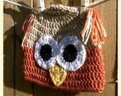 LAST CHANCE Cute Owl Beanie