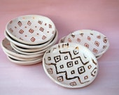 Ikat Jewelry dishes