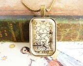 The Star - Tarot Necklace