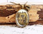 Wuthering Heights - Literature Necklace