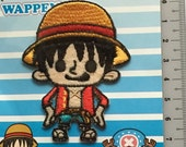 Cute One piece  patch (iron on)