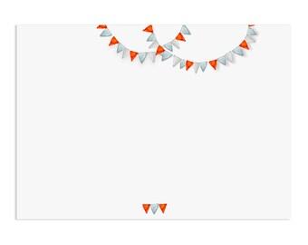 little flags envelopes
