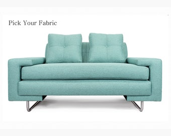 Sofa Mod Chrome Style