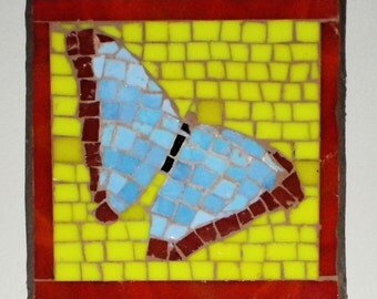 Butterfly Smalti Mosaic EMHAF