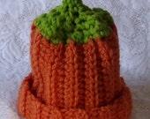 Preemie/Doll Pumpkin Hat