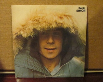 Paul Simon Self Titled Collectible Vinyl Record VG to EX Condition