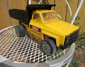 Vintage Tonka Yellow Dump Truck--GREAT CONDITION from 1983