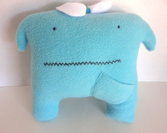 Monster Tooth Pillow, Nursery Decoration, Birthday Gift, Baby Shower Gift