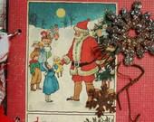 NEW Vintage Christmas Album - Let Us Cheer Merrily #586