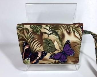Butterfly Wristlet #1