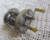 Vintage Shakespere President 1970 Model GD Fishing Reel