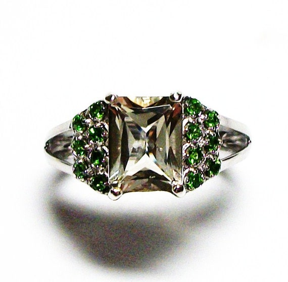 "Labradorite, labradorite ring,  cocktail ring, blue green,  s7 ""For the Love of John""  ""J.E.T."""