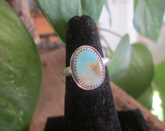 Small Royston Turquoise Ring
