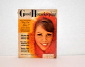 Good Housekeeping -- January 1964  --Wonder Drugs:  What They Can And Can't Do  --