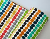 SALE organic pebble stripe swaddle blanket or minky baby blanket