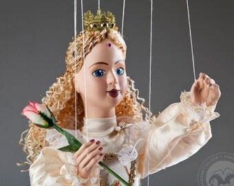 Princess Elis Czech Marionette Puppet