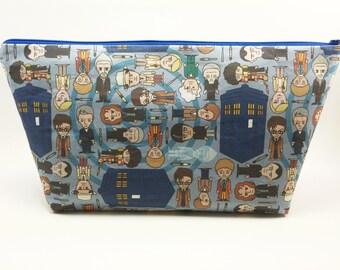 Dr Who Make Up Bag