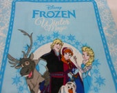 Crinkle Children's Soft Book, Disney Frozen Winter Magic