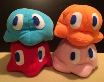 Pac-Man ghost set