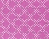 Mochi Dottie's Cousin in Bright Plum, Rashida Coleman Hale, Cotton+Steel, RJR Fabrics, 100% Cotton Fabric, 1915-4