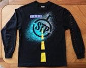 vintage STP T Shirt Seattle to Portland Cycling jersey 1989 retro bicycle bike tour jersey Large