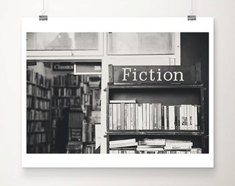 book photograph black and white photography book shop photograph book print london decor camden town photograph fiction photograph