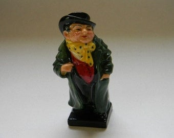 Doulton, TONY WELLER, Vintage Figurine