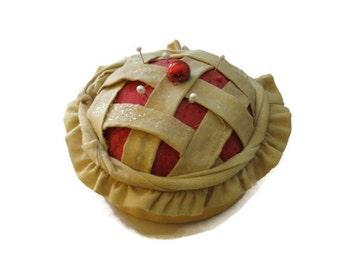 Cherry Pie Pincushion