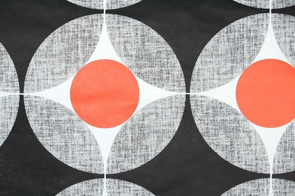 Retro wallpaper fond d 39 cran vintage des ann es 70 - Tapisserie annee 70 ...