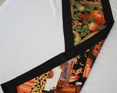 Mabon/Samhain Reversible Altar Cloth or Table Runner