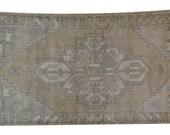 2x3 Vintage Oushak Rug Mat