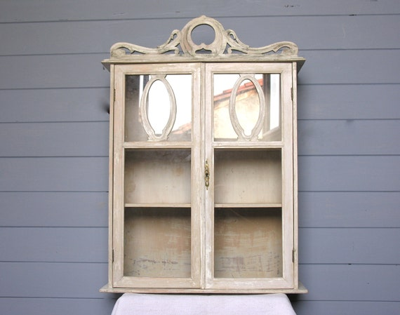 bathroom display cabinet nouveau 1900 antique display cabinet bathroom 11468