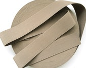 "2"" Khaki Stretch Elastic Band"