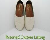 Jellyfish Custom TOMS Shoes