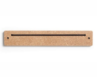 Wheat Board with Black Bungee.  Organization for sunglasses and eyewear.
