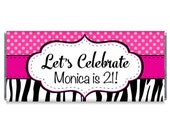 Set of 12 - 21st Birthday Candy Bar Wrappers - Personalized Milestone Birthday Party Favors - Any age