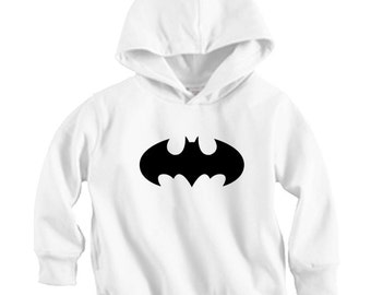 Batman - Long sleeve Hoodie Shirt (Baby / Infant / Toddler / Children's)