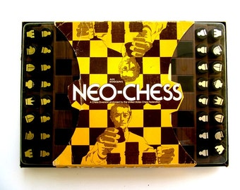 Vintage Neo Chess 3 M vintage chess game