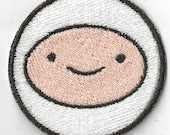 Adventure Time Finn Patch - Iron On Patch